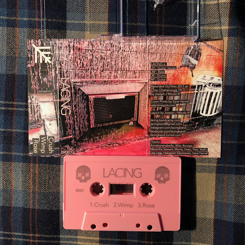 Lacing - Split w/ Lazy Legs (Cassette)