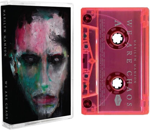 Marilyn Manson - We Are Chaos (Pink, Indie Exclusive, Paexp, Cassette)