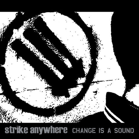 Strike Anywhere - Change Is A Sound [Explicit Content] (Clear Vinyl)