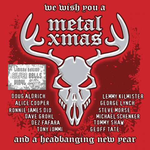 Various Artists - We Wish You A Metal Xmas And A Headbanging New Year
