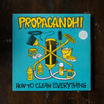 Propagandhi ‎– How To Clean Everything (Pre-Loved)
