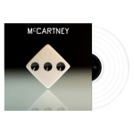 PRE-ORDER - McCartney, Paul - III (Indie Exclusive, White Vinyl, Poster) (12/11)