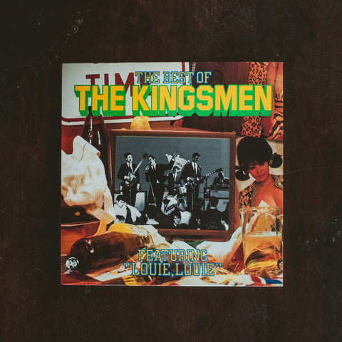 Kingsmen, The - The Best Of The Kingsmen (Pre-Loved)