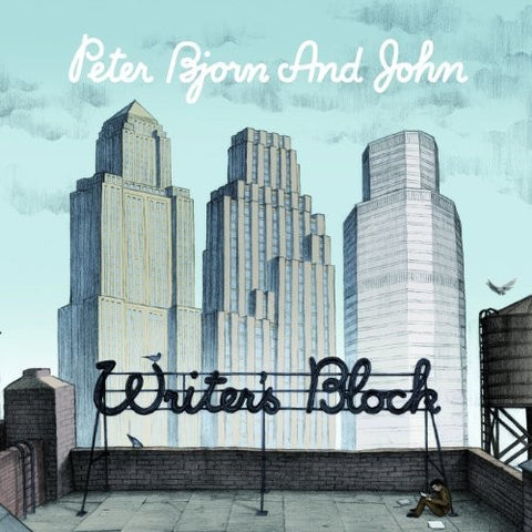 Peter Bjorn & John - Writers Block (UK)