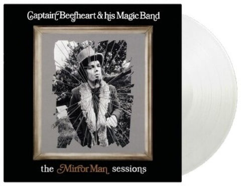 Captain Beefheart & His Magic Band - Mirror Man Sessions [Limited 180-Gram Crystal Clear Vinyl] [Import]