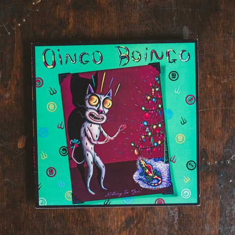 Oingo Boingo - Nothing to Fear (Pre-Loved)