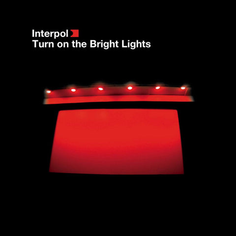 Interpol - Turn On the Bright Lights (MP3 Download)