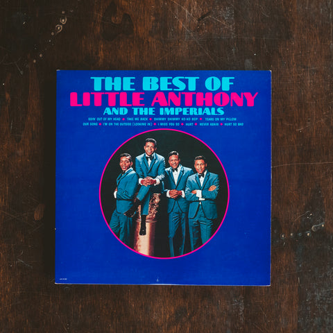 Little Anthony & The Imperials - The Best Of Little Anthony & The Imperials (Pre-Loved)