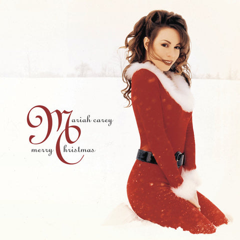 Carey, Mariah - Merry Christmas (Color Vinyl, Deluxe, Gatefold, Red, Anniversary)