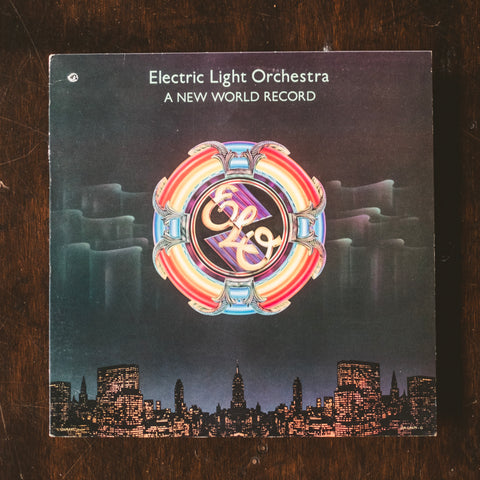 ELO ( Electric Light Orchestra ) - New World Record (Pre-Loved)