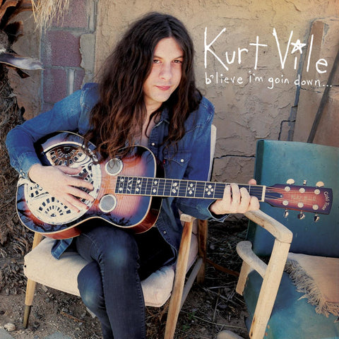 Vile, Kurt - b'lieve i'm goin down (CD)