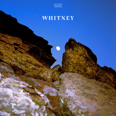 Whitney - Candid (IEX) (Clear Blue Vinyl)