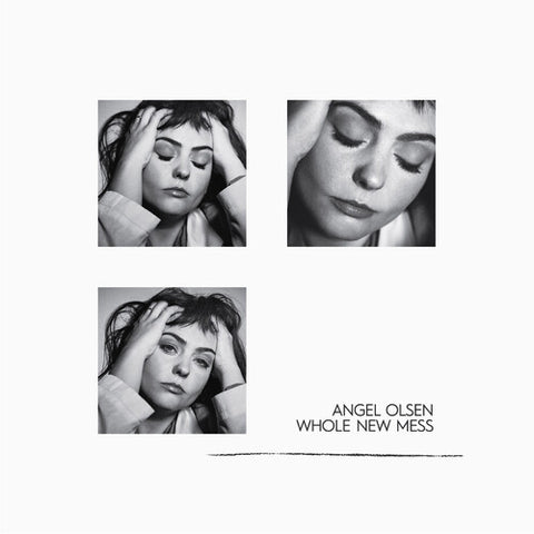 Olsen, Angel - Whole New Mess (Clear Smoke Translucent Vinyl)