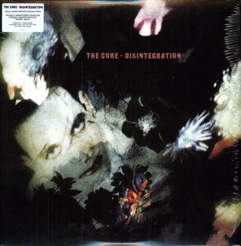 Cure, The - Disintegration: Remastered (UK Pressing, Imported from Italy)