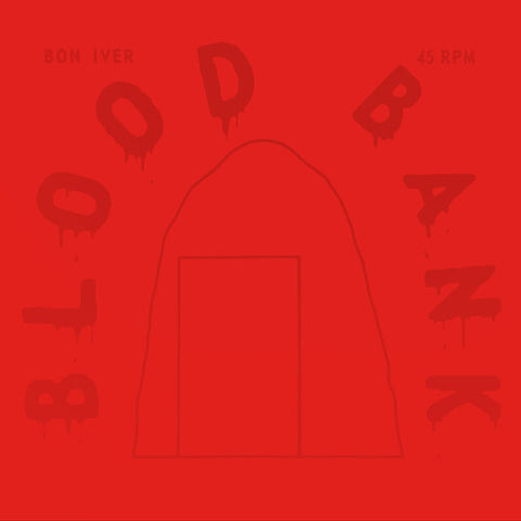 Bon Iver - Blood Bank EP (10th Anniversary Edition, Red)