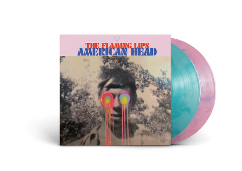 Flaming Lips, The - American Head (Pink, Blue Vinyl, Indie Exclusive)