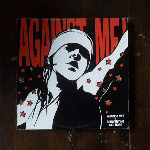 Against Me - Reinventing Axl Rose (Pre-Loved)