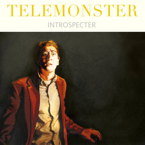 Telemonster - Introspecter (Pt. 1) (CD)