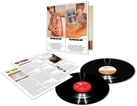 Who, The - The Who Sell Out 2LP Deluxe Vinyl Reissue Edition!