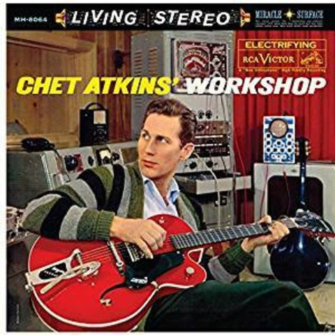 Atkins, Chet - Workshop
