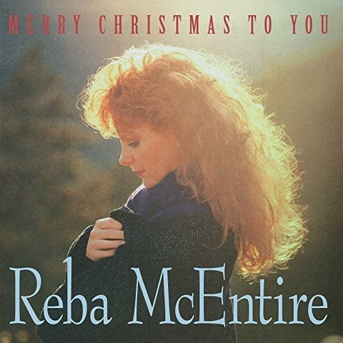 Mcentire, Reba - Merry Christmas to You
