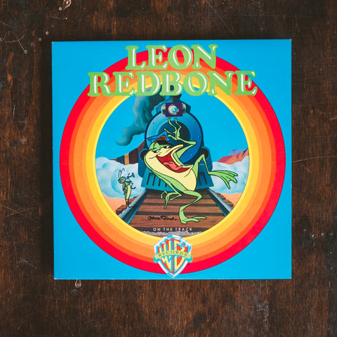 Redbone, Leon - On the Track (Pre-Loved)