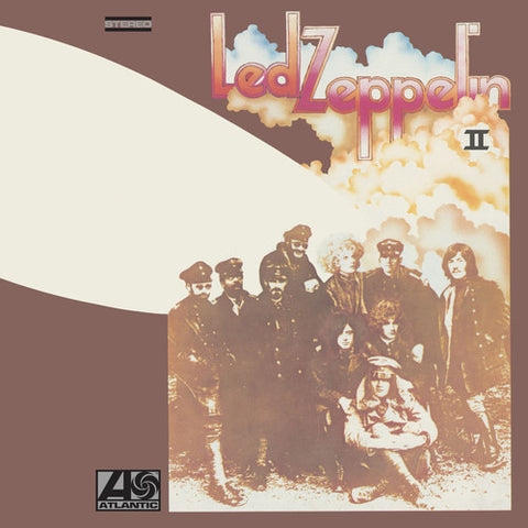 Led Zeppelin - Led Zeppelin II (180 Gram, Remastered)