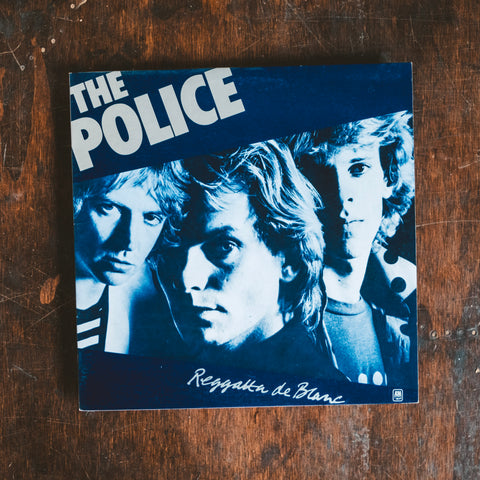 Police, The - Reggatta De Blanc (Pre-Loved)