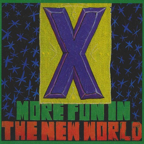 X - More Fun in the New World