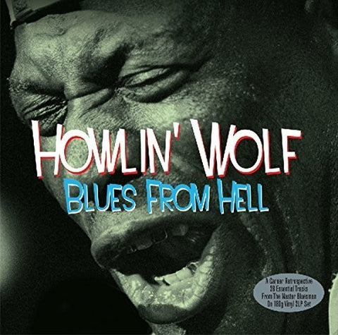 Howlin' Wolf - Blues from Hell (180 Gram, UK)