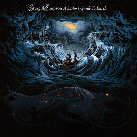 Simpson, Sturgill - Sailor's Guide to Earth (Bonus CD, 180 Gram)