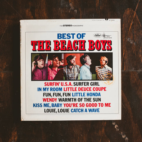 Beach Boys, The - Best of the Beach Boys (Pre-Loved)
