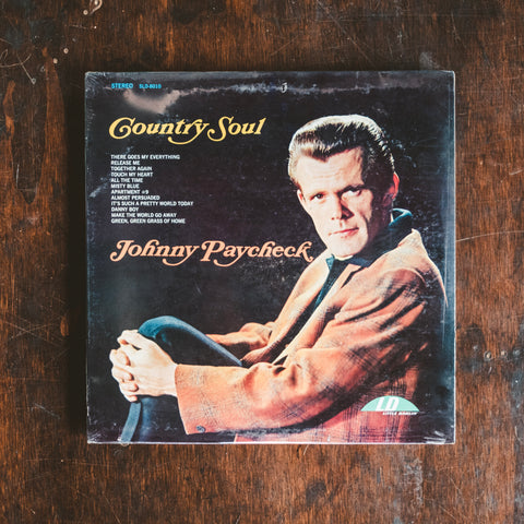 Paycheck, Johnny - Country Soul (Pre-Loved)