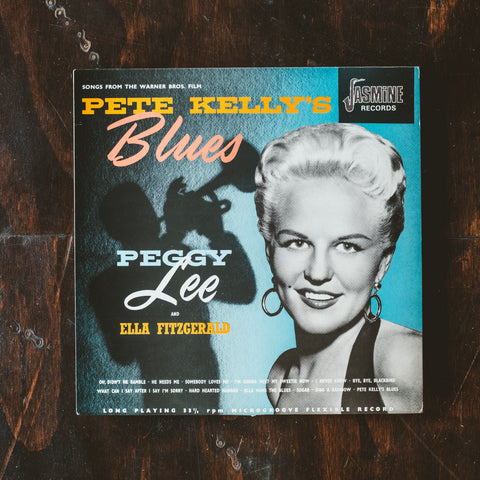 Lee, Peggy & Fitzgerald, Ella - Pete Kelly's Blues (Pre-Loved)