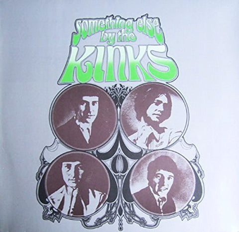 The Kinks - Something Else by the Kinks (UK)