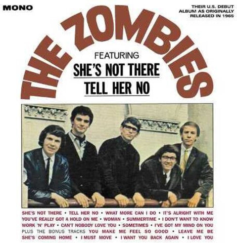 Zombies, The - The Zombies