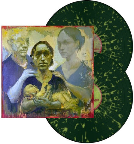PRE-ORDER - Pallbearer - Forgotten Days (Green, Yellow, Gatefold LP Jacket, Indie Exclusive) (10/23)