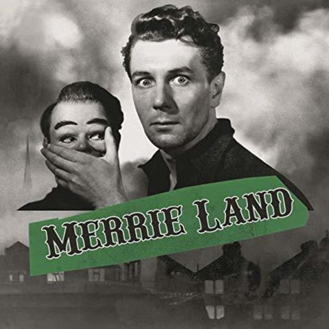 Good, The Bad, & The Queen, The - Merrie Land