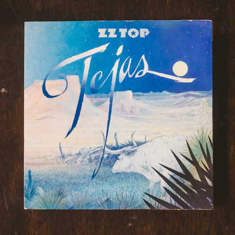 ZZ Top - Tejas (Pre-Loved)