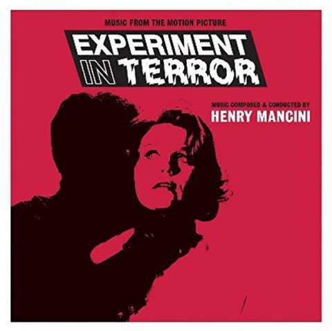 Mancini, Henry - Experiment in Terror / O.S.T. (180 Gram, UK)