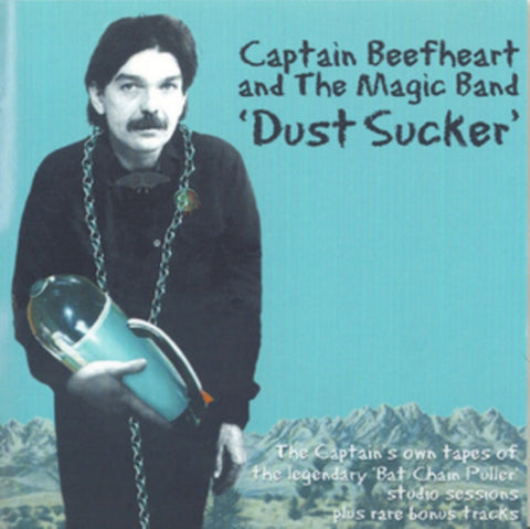 Captain Beefheart & His Magic Band - Dustsucker (Green Vinyl)