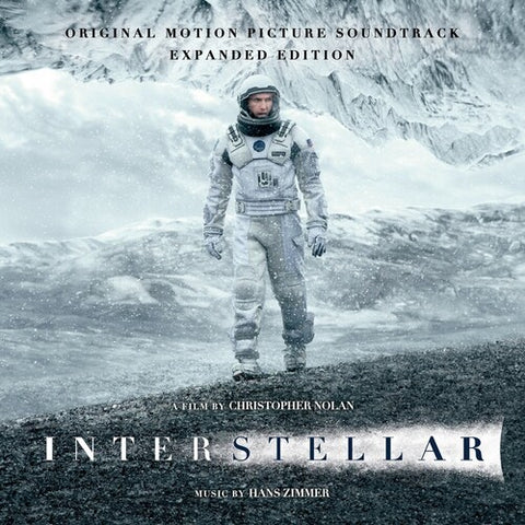 Zimmer, Hans - Interstellar (Original Motion Picture Soundtrack, Extended Edition)