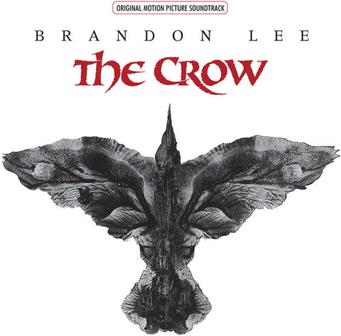 PRE-ORDER - Crow, The (Original Motion Picture Soundtrack) - The Crow (Original Motion Picture Soundtrack) (10/30/20)