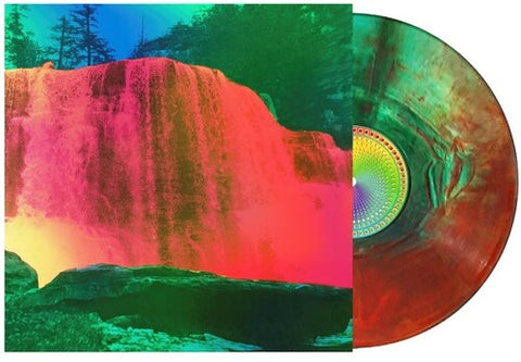 My Morning Jacket - The Waterfall II (Deluxe Edition, 180 Gram, Orange/Green Vinyl)