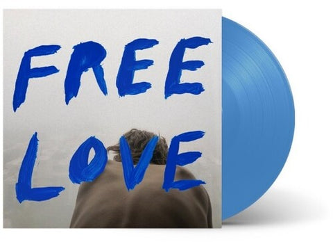 Sylvan Esso - Free Love (Colored Vinyl, Blue, Indie Exclusive)