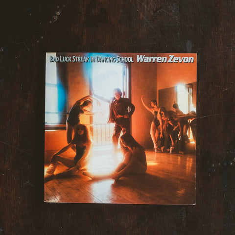 Zevon, Warren - Bad Luck Streak in Dancing School (Pre-Loved)