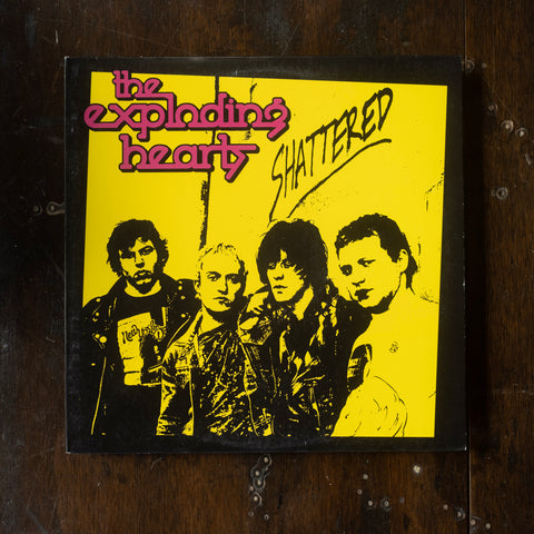 Exploding Hearts - Shattered (Pre-Loved)