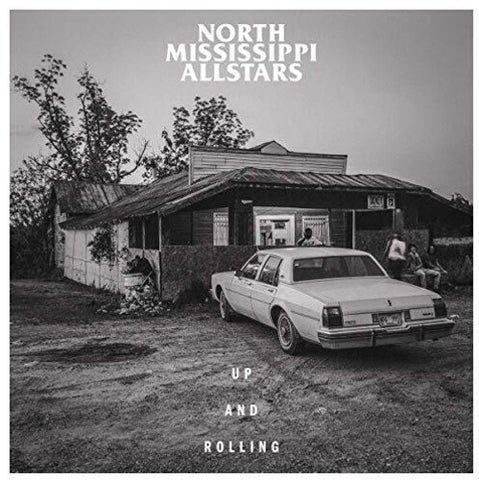 North Mississippi Allstars - Up And Rolling (Phob)