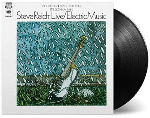 Reich, Steve - Live / Electric Music (Import)