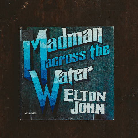 John, Elton - Madman Across the Water (Pre-Loved)